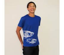 Fishy Tee Midnight Man